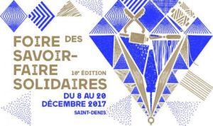 Foire des savoir faire solidaires Saint Denis