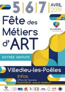 Journées Européennes des métiers d'art, Fête des métiers d'art, Villedieu les Poêles, Normandie, France