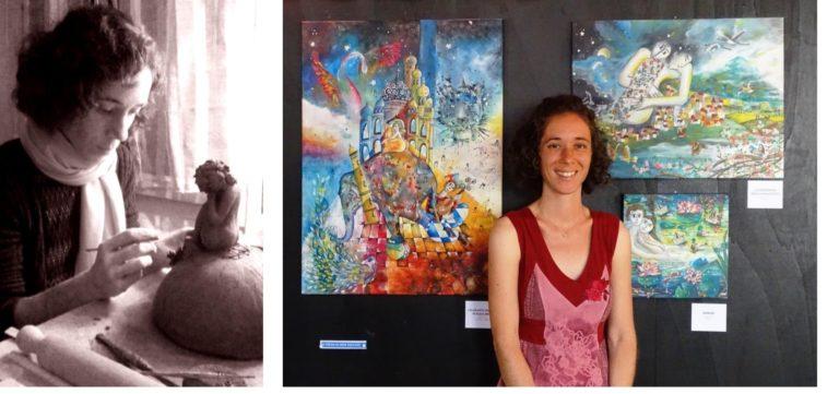 Annapia Sogliani latelierdannapia artiste peintre céramiste